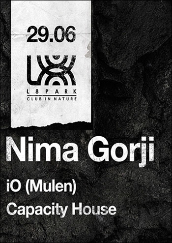 Mulen Night: Nima Gorji (Spain)