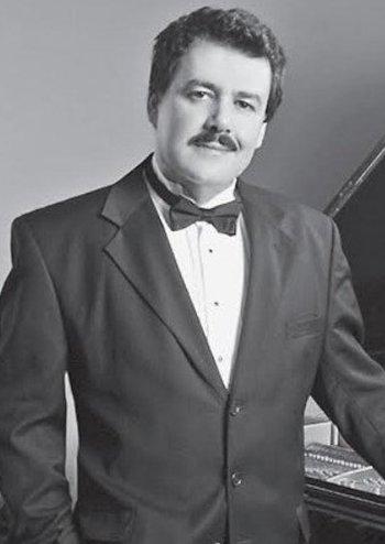 Михайло Яновицький (фортепіано) США