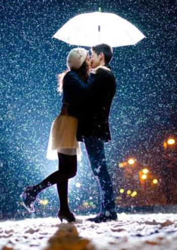 Вселенная для двух влюбленных под звездным небом Киевского планетария