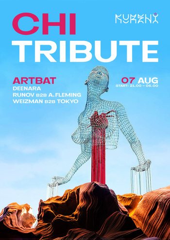 Chi Tribute with Artbat