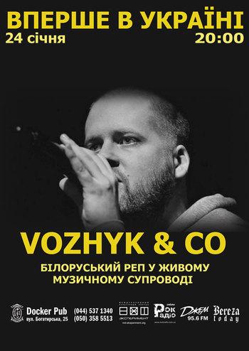 Vozhyk and Co