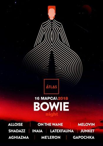 Bowie Night