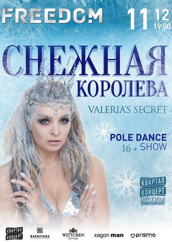 Pole Dance Show «Снежная королева»